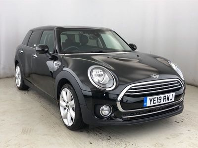 used Mini Cooper D Clubman Exclusive 2.0 6dr