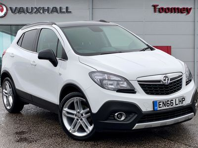used Vauxhall Mokka LIMITED EDITION CDTI S/S