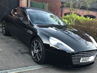 used Aston Martin Rapide S 6.0 V12 S T-TronIII 4dr