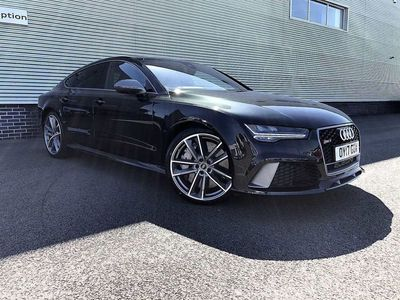 used Audi RS7 RS7Performance 4.0 TFSI quattro 605 PS tiptronic 8-speed 5dr