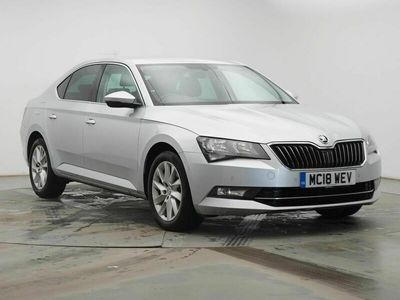 used Skoda Superb 1.6 TDI CR SE Technology 5dr DSG