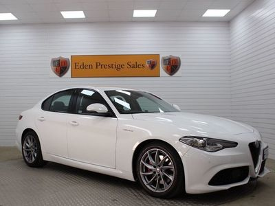 used Alfa Romeo Giulia 2.0 TB VELOCE 4d 277 BHP Contactless Home Delivery Available