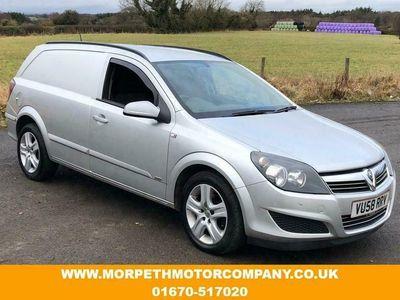 used Vauxhall Astra 1.7 CDTI SPORTIVE 0d 100 BHP