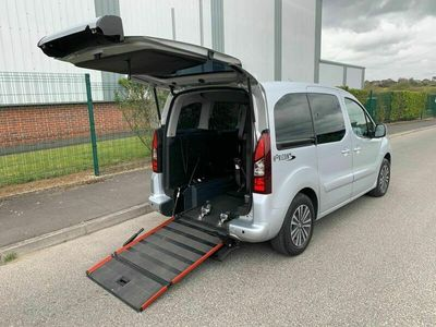 used Peugeot Partner Tepee 1.6 BlueHDi Active (s/s) 5dr