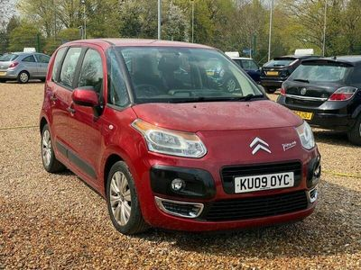 used Citroën C3 Picasso 1.6 VTR PLUS HDI 5d 90 BHP