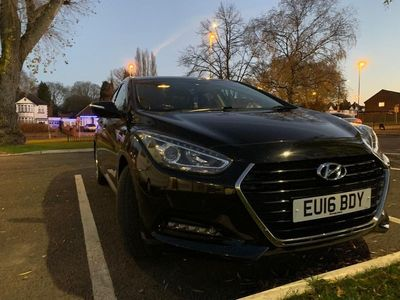 used Hyundai i40 1.7 CRDi Blue Drive SE Nav (s/s) 4dr