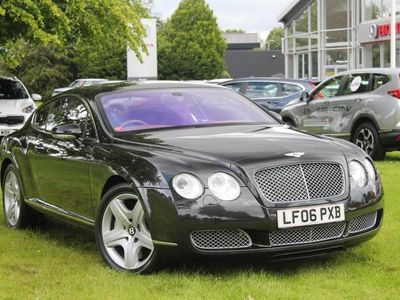 used Bentley Continental GT 6.0 W12 2dr Auto 2006