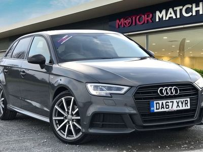 used Audi A3 1.5 Tfsi Black Edition 5Dr S Tronic