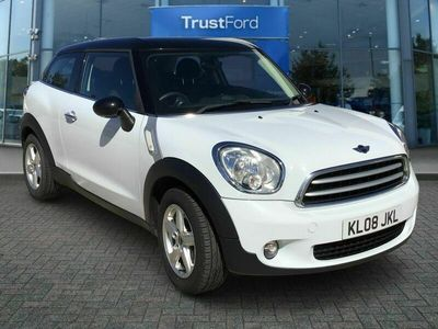 used Mini Cooper Paceman 1.6 3dr-Engine Start/Stop Button, Reversing Sensors, Call Us on 02890654687