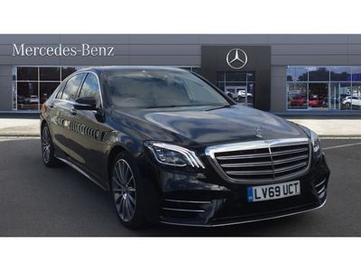used Mercedes S400 S-ClassL Amg Line Executive 4Dr 9G-Tronic