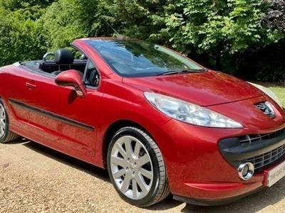 used Peugeot 207 CC GT COUPE