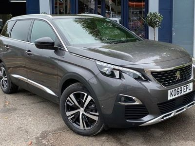 used Peugeot 5008 1.5 BlueHDi GT Line (s/s) 5dr