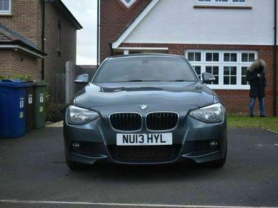 used BMW 120 1 Series 2.0 d M Sport Sports Hatch xDrive 5dr