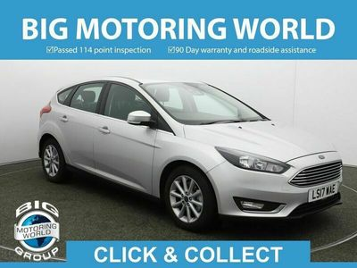 used Ford Focus TITANIUM TDCI for sale | Big Motoring World