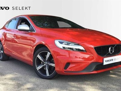 used Volvo V40 2.0 T2 R-Design 5-Door Hatchback