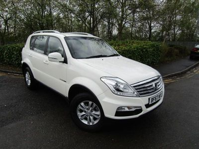 used Ssangyong Rexton W 2.2 Se 5Dr