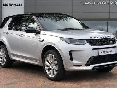 used Land Rover Discovery Sport 2.0 D180 R-Dynamic HSE 5dr Auto