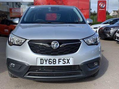 used Vauxhall Crossland X 1.5 Turbo D Ecotec [102] Se 5Dr [Start Stop]