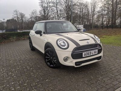 used Mini Cooper S 3-Door HatchClassic 2.0 3dr