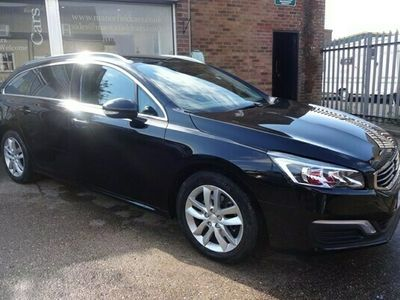 used Peugeot 508 HDI SW ACTIVE
