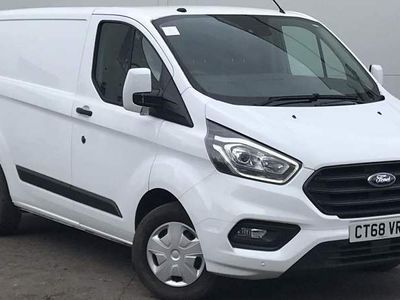 used Ford Custom Transit2.0 EcoBlue 130ps Low Roof Trend Van, 2019 (68)