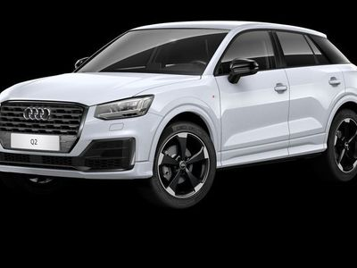 used Audi Q2 30 TFSI Black Edition 5dr
