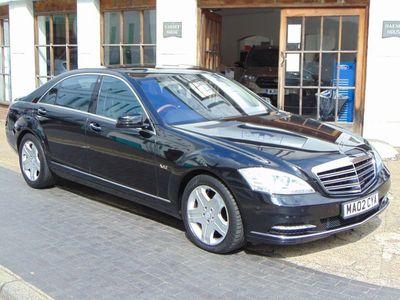 used Mercedes S600L S Class4dr Auto Bi-Turbo 5.5