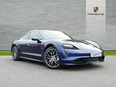 used Porsche Taycan Turbo