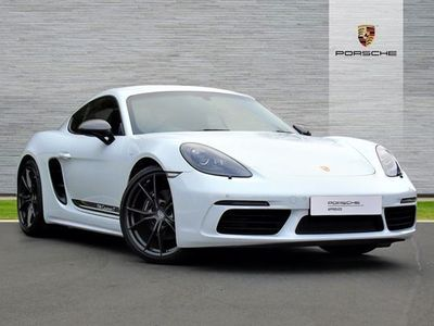 used Porsche Cayman 2.0 T 2dr PDK coupe