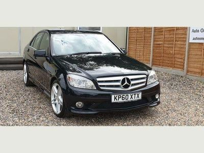 used Mercedes C350 C CLASS 3.0CDI BLUEEFFICIENCY SPORT