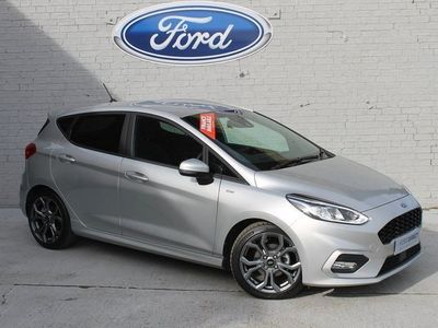 used Ford Fiesta 2019 St. Neots 1.0 EcoBoost ST-Line 5dr Auto
