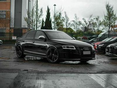 used Audi RS6 5.0 TFSI V10 Tiptronic quattro 4dr