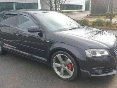 used Audi A3 Sportback 1.8 TFSI Black Edition 5dr