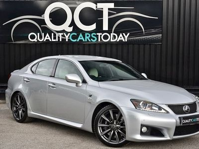 used Lexus IS-F 5.0 4dr