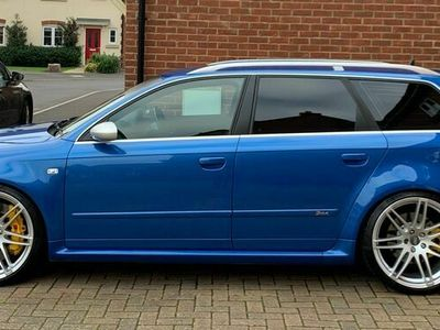 used Audi RS4 Avant 4.2 Avant quattro 5dr