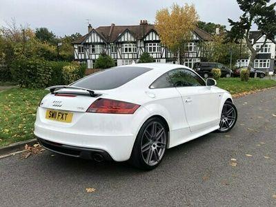 used Audi TT 2.0T FSI Black Edition 2dr