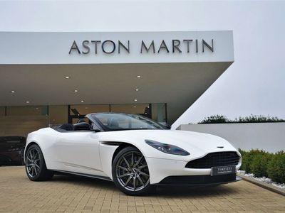 used Aston Martin DB11 V8 Volante 2018