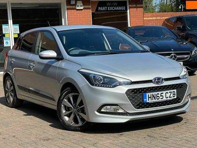 used Hyundai i20 1.4 Premium 5dr