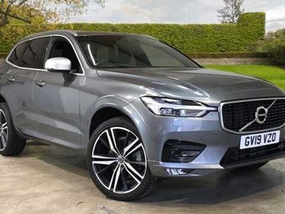 used Volvo XC60 2.0 T5 [250] R Design Pro 5Dr Awd Geartronic