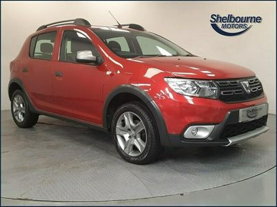 used Dacia Sandero Stepway Ambiance 1.5 dCi 90 5dr 1.5 dCi Ambiance Stepway (s/s) 5dr