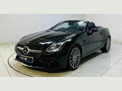 used Mercedes SLC180 SLC 1.6AMG Line (s/s) 2dr
