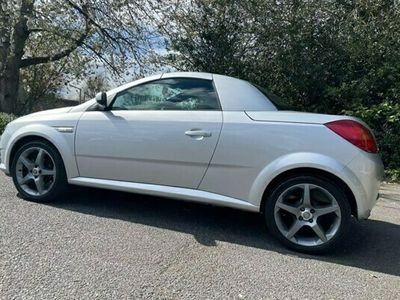 used Vauxhall Tigra 1.4 EXCLUSIV 16V RED 2d 90 BHP VERY LOW MILEAGE 2 KEYS LOVELY CAR