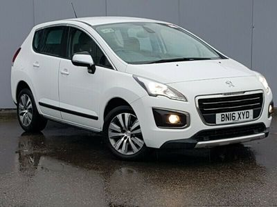 used Peugeot 3008 1.6 BlueHDi 120 Active 5dr EAT6