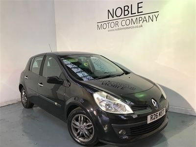 used Renault Clio 1.2 TCE Dynamique S 5dr