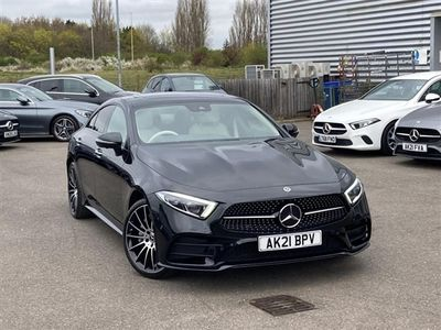 used Mercedes CLS400 CLS4Matic AMG Line Ngt Ed Pr + 4dr 9G-Tronic