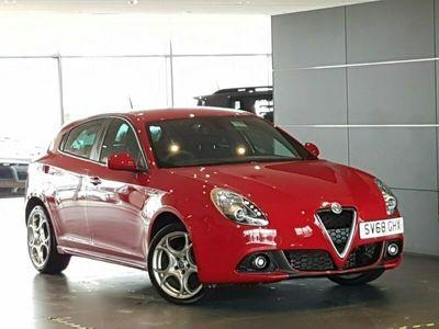 used Alfa Romeo Giulietta 1.4 TB Sport 5dr