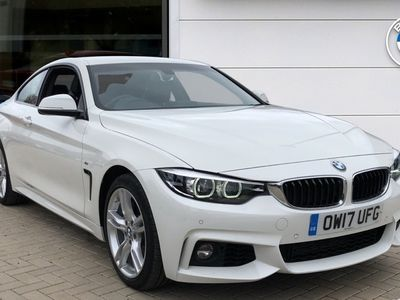 used BMW 435 4 Series d xDrive M Sport Coupe Auto