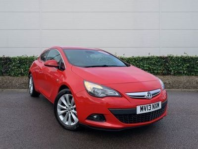 used Vauxhall Astra GTC 2.0 CDTi 16V SRi 3dr Coupe