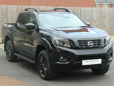 used Nissan Navara Double Cab Pick Up N-Guard 2.3dCi 190 4WD