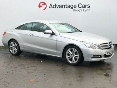 used Mercedes E250 E-ClassCdi Blueefficiency Se 2Dr Tip Auto